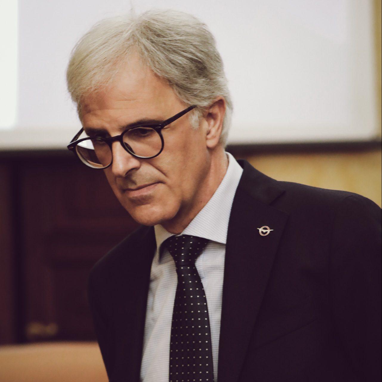 Presidente Fondazione Cassa di Risparmio di Foligno