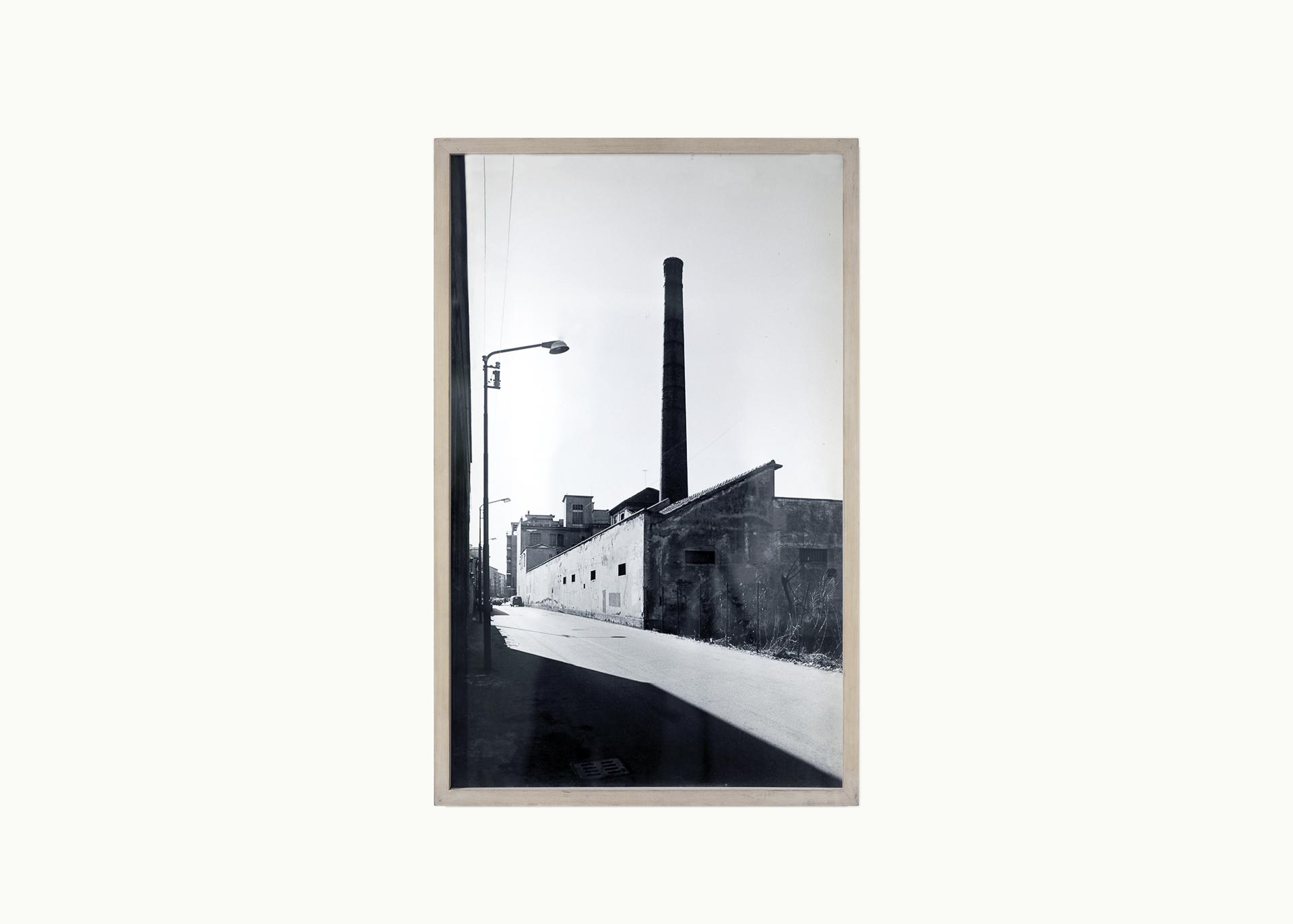 """Basilico Gabriele - """"Milano ritratti di fabbriche"""" 1978/80 """""""