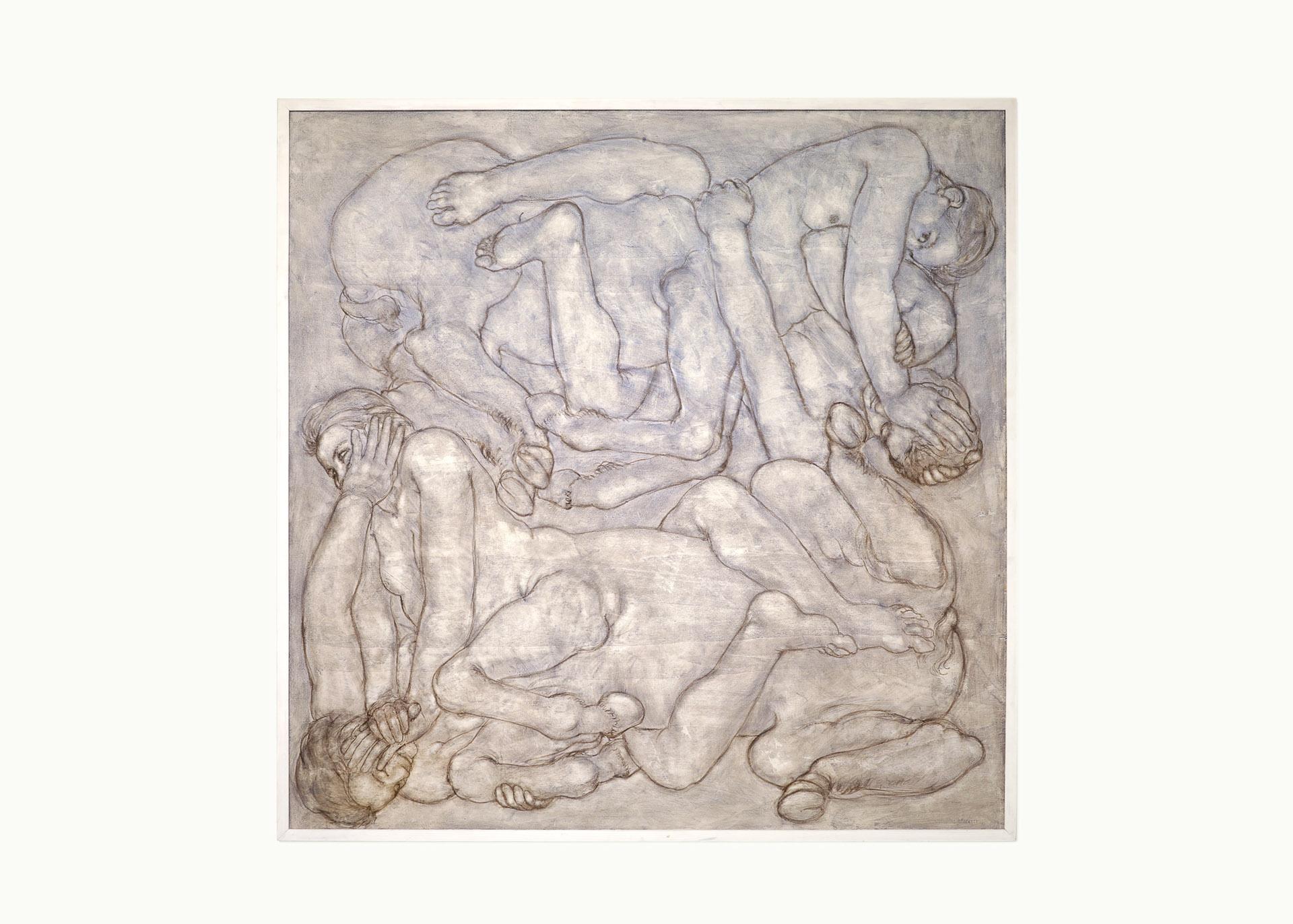 "Giuseppe Riccetti - ""Centauri e donne"""